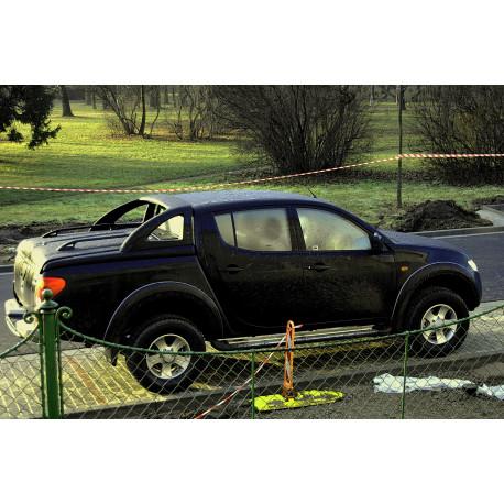 Mitsubishi Triton Sport Lid model GSR - kryt korby  - Laderaumdeckel (in primer)
