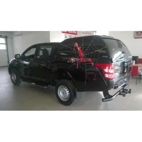 HT CKT Work II for Mitsubishi L200 2016 DC