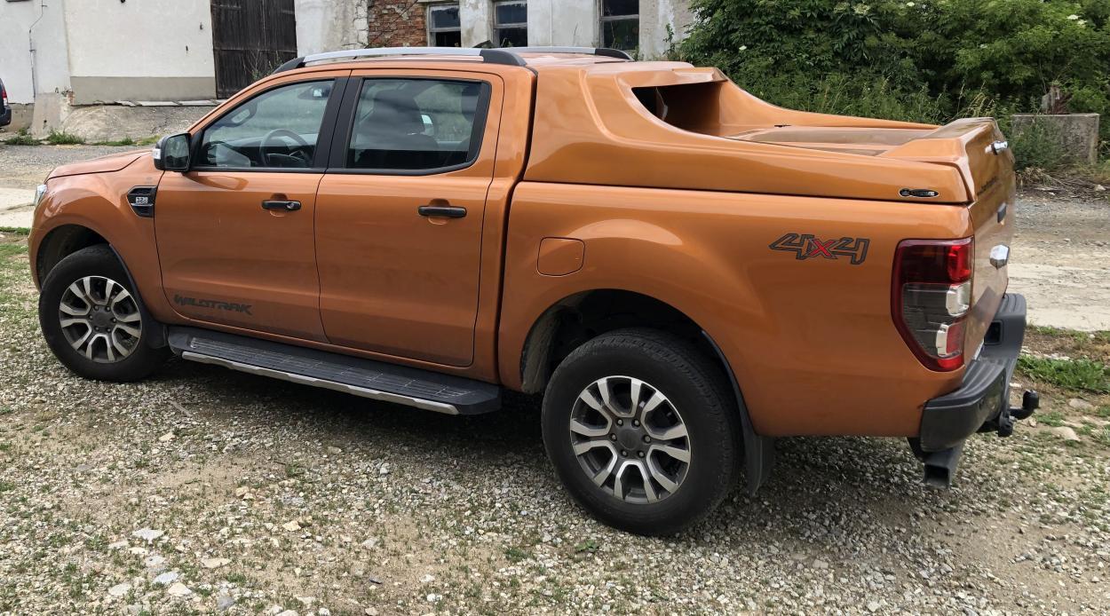 CKT FULLBOX Ford Ranger