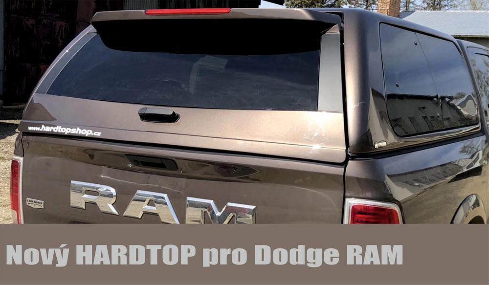 New Dodge doors